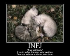 INFJ safe