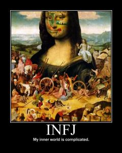 INFJ Compicaded